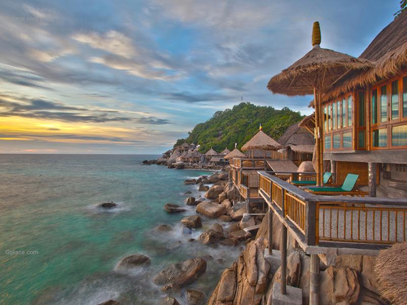 เกาะเต่า ที่พักเกาะเต่า บ้านพักเกาะเต่า